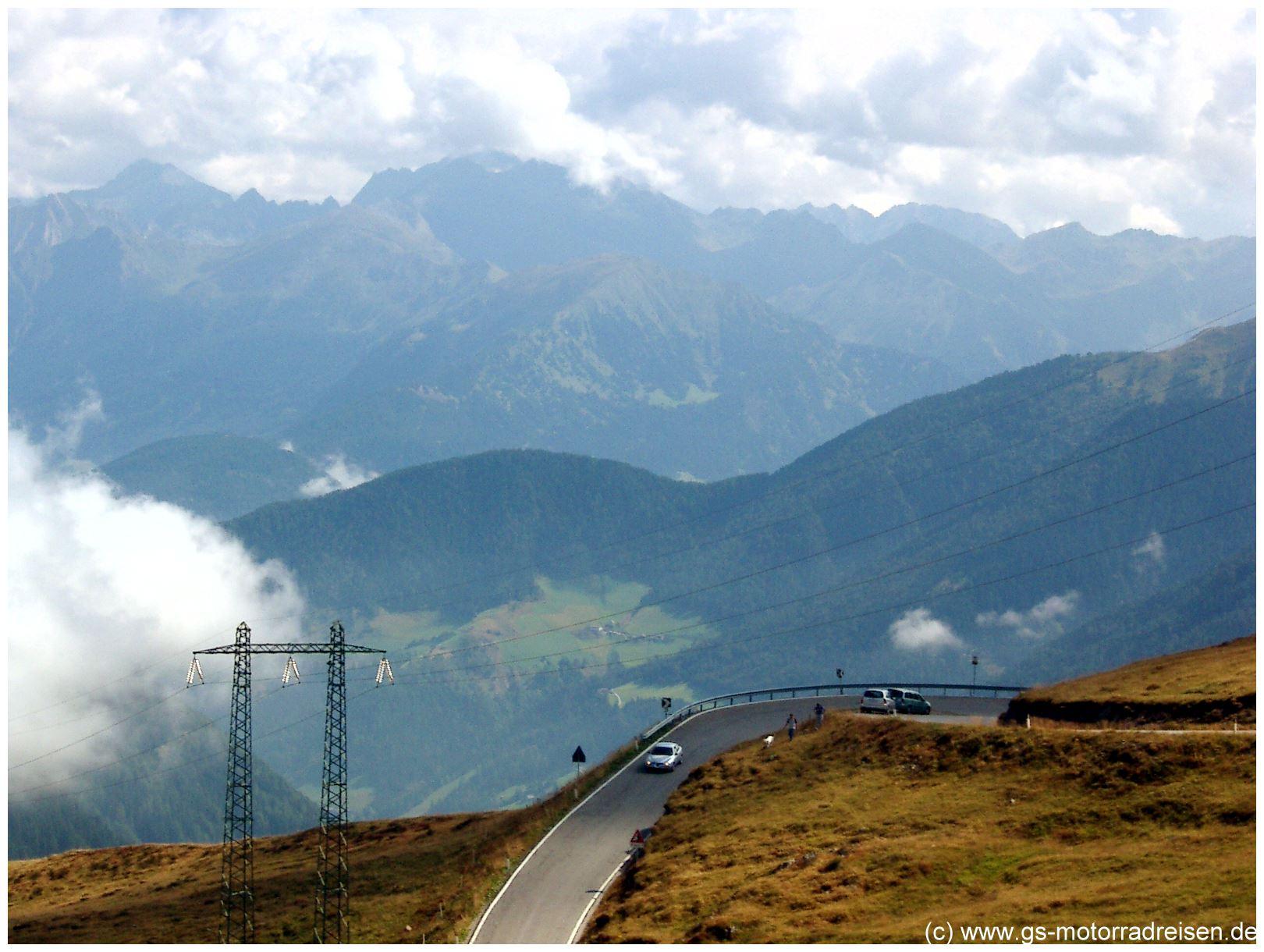 Jaufenpass - www.gs-motorradreisen.de